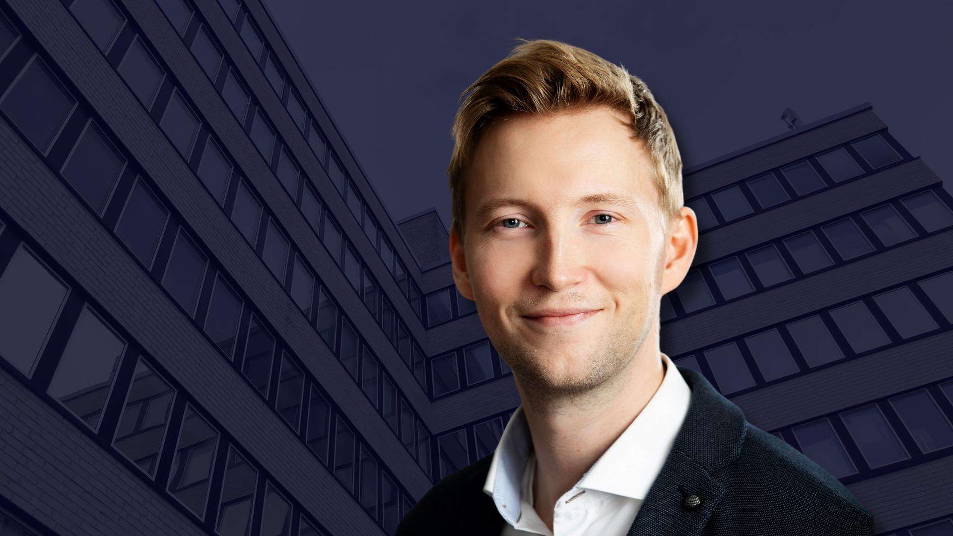 Read more about the article KD Nuorten uudeksi pääsihteeriksi Tommi Terä