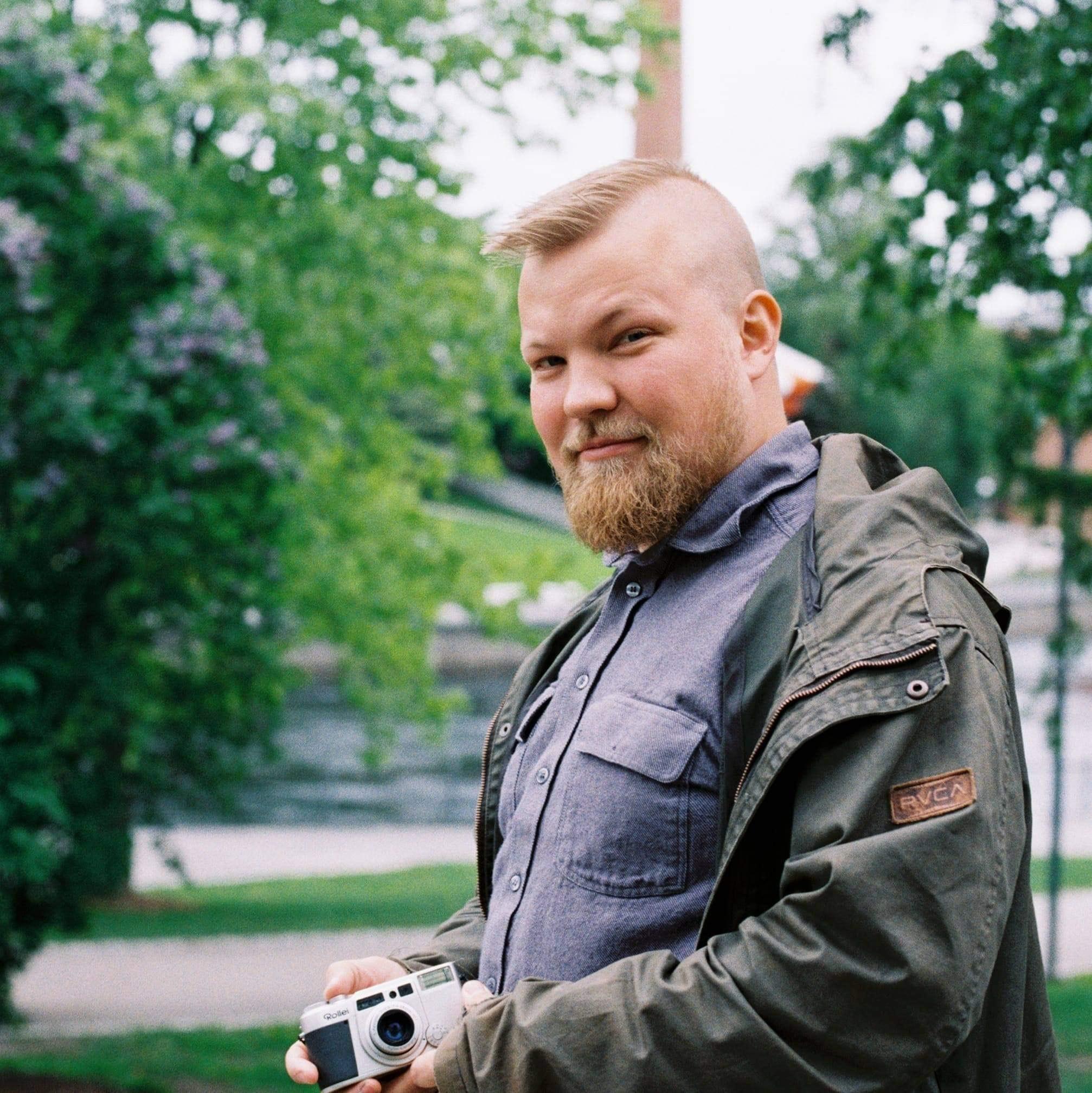 Read more about the article KDNuoret tukee Juho Leppästä KD:n varapuheenjohtajaksi